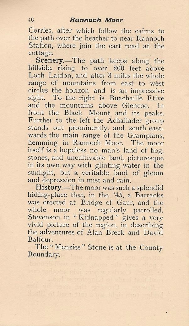 Rannoch Moor 7