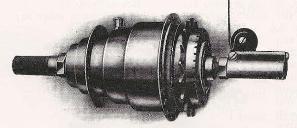 late model Newill hub