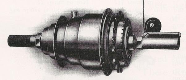 late model Newill hub