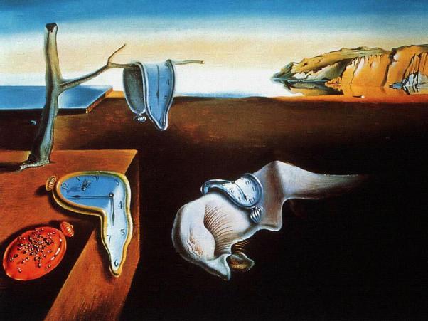 Dali-The-persistence-of-memory