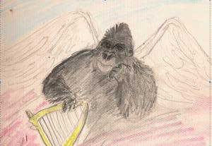 gorillangel