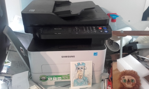 Samsung Xpress Laser Printer